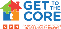 Get To The Core Logo